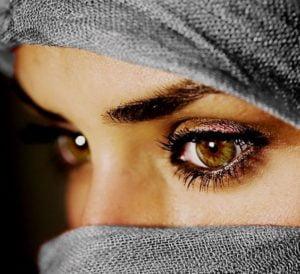 Niqabi Girl